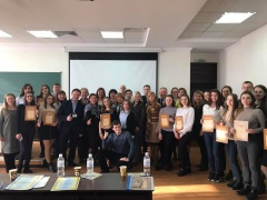 All-Ukrainian competition of student's scientific works
